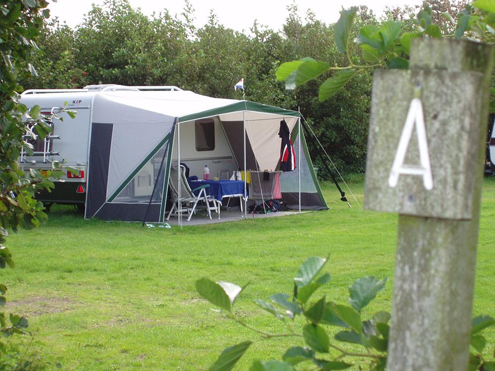 Camping Terschelling voor rustzoekers